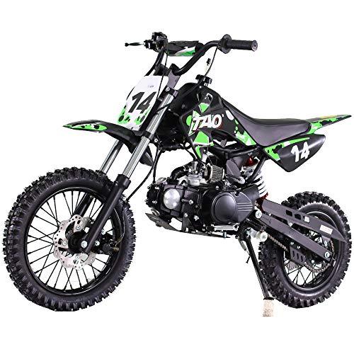 TAO Dirt Bike DB14 (Green)