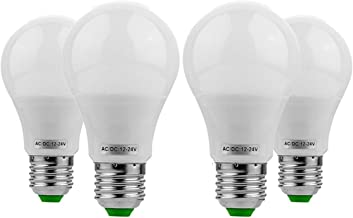 Led Bulbs, YWXLIGHT, E26 LED Bulb 10LED 5730SMD 5W (50W Halogen Equivalent) Suitable for Home Lighting Exhibitions AC/DC 1...