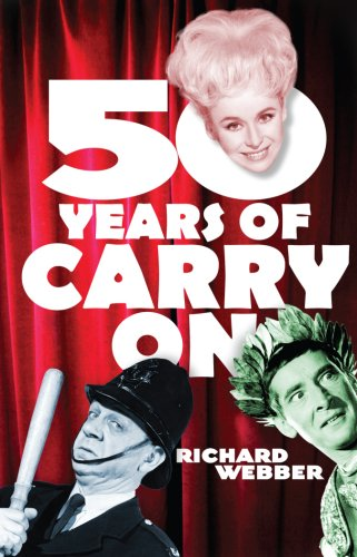 Fifty Years Of Carry On (English Edition)