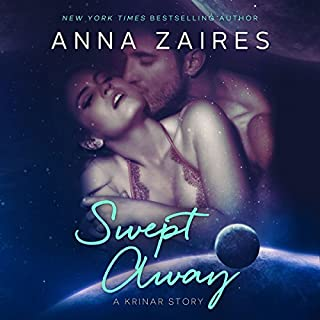 Swept Away: A Krinar Story                   Written by:                                                                                                                                 Anna Zaires,                                                                                        Dima Zales                               Narrated by:                                                                                                                                 Roberto Scarlato                      Length: 58 mins     Not rated yet     Overall 0.0