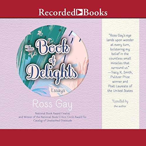 The Book of Delights cover art