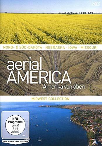 Aerial America - Amerika von oben: Midwest Collection (2 DVDs)