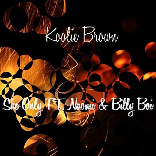 Koolie Brown
