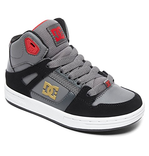 DC Shoes Pure High-Top - High-Top Shoes for Kids - Hi Tops - Jungen