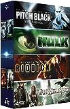 Coffret Fantastique: Pitch Black + Hulk + Les chroniques de Riddick + Van Helsing [Italia] [DVD]
