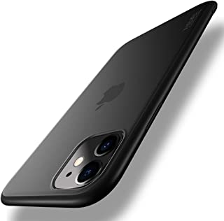 X-level iPhone 11 Case Matte Finish Military Grade Soft Edge Bumper Shockproof and Anti-Drop Protection Hard Back Cover Ca...