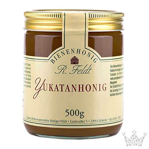 Yukatan tropischer Honig, fliederartiges Aroma, 500g