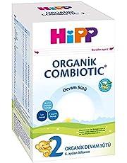 Hipp 2 Organik Combiotic Devam Sütü 800 Gr 1 Paket(1 X 800 G)