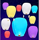 Best Sky Lanterns - 5/10 Pack Sky Lanterns Chinese Lanterns to Release Review