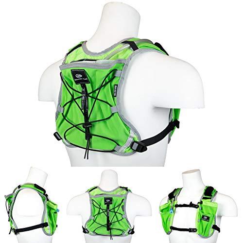 M Orange Mud Gear Vest Pro (Lime Green)