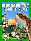 Dinosaur Toy Family Play T-Rex Ranch