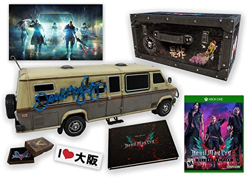 Devil May Cry 5 Collector's Edition - Xbox One Collector's Edition