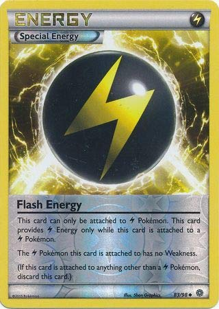 Pokemon - Tarjeta individual - Flash Energy Reverse Holo Ant