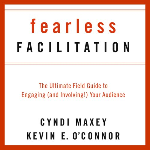 Fearless Facilitation audiobook cover art