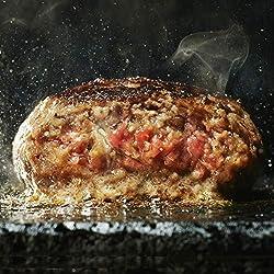 bonbori ( ぼんぼり ) 究極のひき肉で作る 牛100% ビーフハンバーグ (約200g×8個/プレーン) 無添加 / 冷凍ギフト/ お取り寄せ / 贈り物 / お中元 ギフト