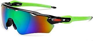 Tenebrose Sports Men Sunglasses UV 400 Lenses (72, Green)