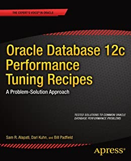 Best oracle database 12c performance tuning recipes Reviews