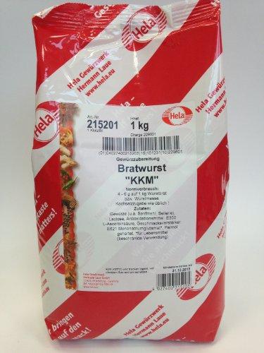 HELA 1kg Bratwurst