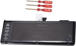 Mid 2009, Mid 2010 Green Cell/® A1321 Batterie pour Apple MacBook Pro 15 A1286 Ordinateur PC Portable 6700mAh 10.95V Noir