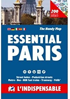 Plans de Paris: Paris street index and maps: Paris pratique par arrondissement (French Edition)