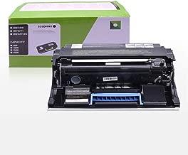 Compatible con MS310 Cartucho De Tóner Reemplazable De Alto Rendimiento para Lexmark Ms312 415 510 610 50F0Z00 del Tambor del Estante Láser Todo En Uno-Cartucho De Tinta De La Impresora,One
