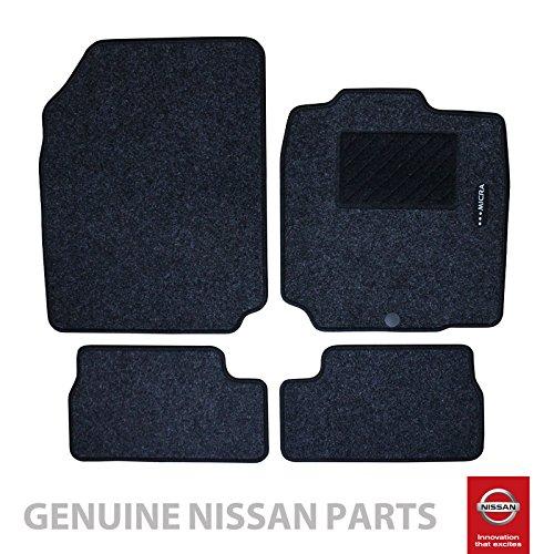 Nissan KE7551K021 Tailored Textile Car Mats