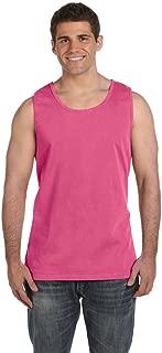 Comfort Colors Men's Garment-Dyed Sleeveless Tank