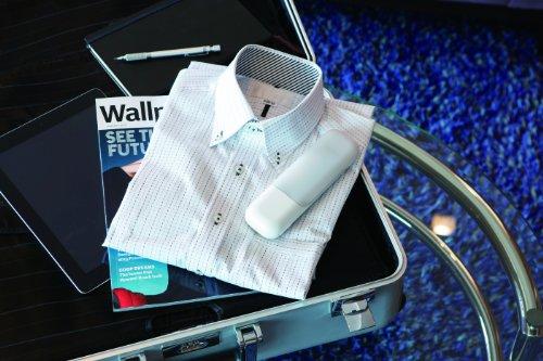 オムロン音波電動歯ブラシメディクリーンPORTABLEホワイトHT-B601-W