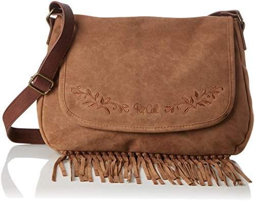 Rip Curl Damen Talamanca Shoulder Bag Henkeltasche, Braun (Tan), 5x31x21 cm