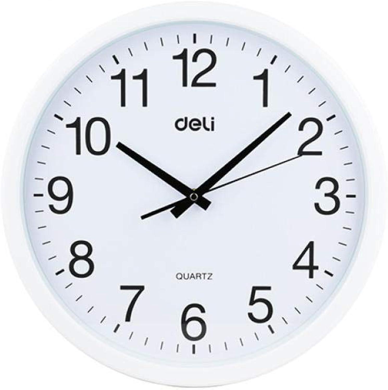 moda clasica Northerncold Reloj de Parojo de Madera Madera Madera Retro, Reloj Moderno y silencioso Simple, Reloj de Parojo de la Oficina de la Sala de Estar, Parojo de Reloj de Estilo Retro Lindo  buscando agente de ventas