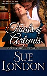 Funny Historical Romance - Trials of Artemis
