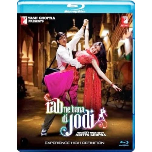 Rab Ne Bana Di Jodi (2008) [Blu-ray] (Bollywood Movie / Indian Cinema / Hindi Film)