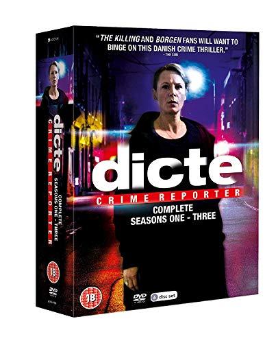 Crime Reporter: Seasons 1-3 (6 DVDs)