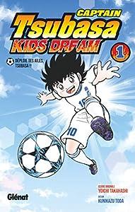 Captain Tsubasa Kids Dream Edition simple Tome 1