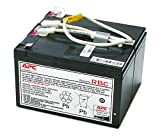 APC UPS Battery Replacement, APCRBC109, for APC UPS Models BR1500LCD, BX1500LCD, BR1200G, BR1300LCD, BX1300LCD, BN1250LCD and select others