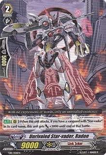 Cardfight!! Vanguard TCG - Unrivaled Star-vader, Radon (TD1/006EN) - Trial Deck 11: Star-vader Invasion