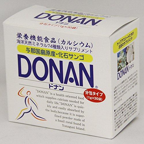 コーラルインターナショナル DONAN ドナン 分包タイプ 栄養機能食品 [0037]