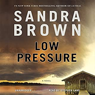 Low Pressure audiobook cover art