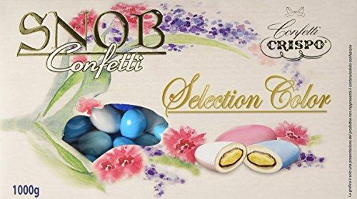 Crispo Confetti Snob Selection Color - Sfumature di Celeste - 1 kg
