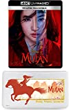 【Amazon.co.jp限定】ムーラン 4K UHD MovieNEX [4K ULTRA HD+ブルーレイ+デジタルコピー+MovieNEXワールド] オリジナルマスクケース付き [Blu-ray]