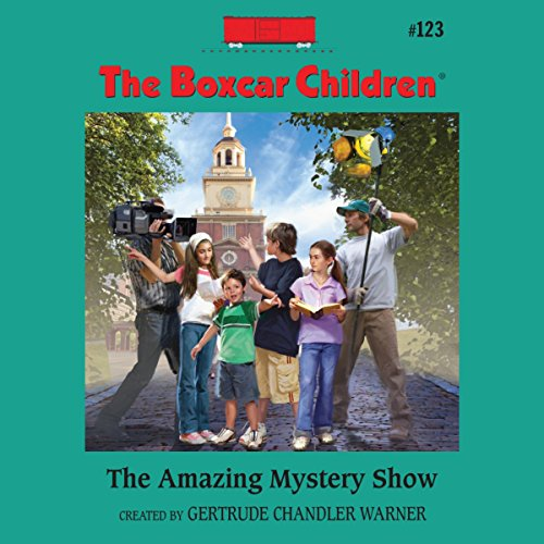 The Amazing Mystery Show cover art
