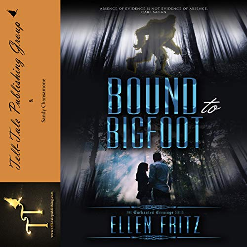 Bound to Bigfoot audiobook cover art