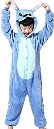 wealsex Pyjama Combinaison Animaux Cosplay Costume