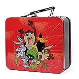 Warner Bros Looney Tunes Metal Tin Lunch Box