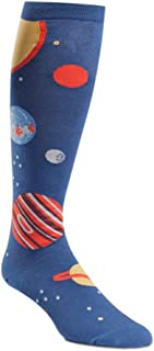 Science and Space, Wide Calf, Unisex Stretch-It Knee High Socks