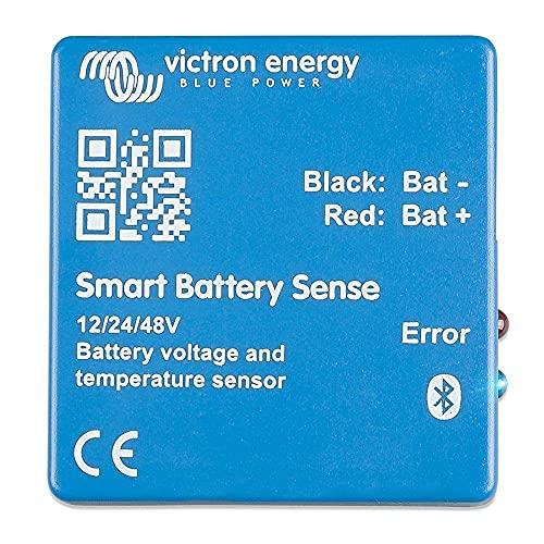 Victron Energy Smart Battery Sense (große Reichweite bis zu 10m) - Batterie-Spannungs- und Temperatursensor, geeignet für MPPT Solar Laderegler