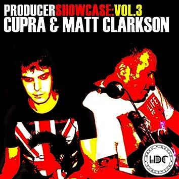 Producer Showcase, Vol. 3: Matt Clarkson