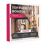 Caja Regalo - ¡Escapada Top Pueblos Bonitos para Dos! - con hoteles y Casas Rurales con Encanto - El Mejor Cofre de experiencias para Regalar