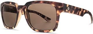 Electric Zombie Sunglasses Matte Tortoise with Ohm Bronze Polarized Lens
