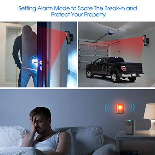 STECHRO Motion Sensors Alarm System